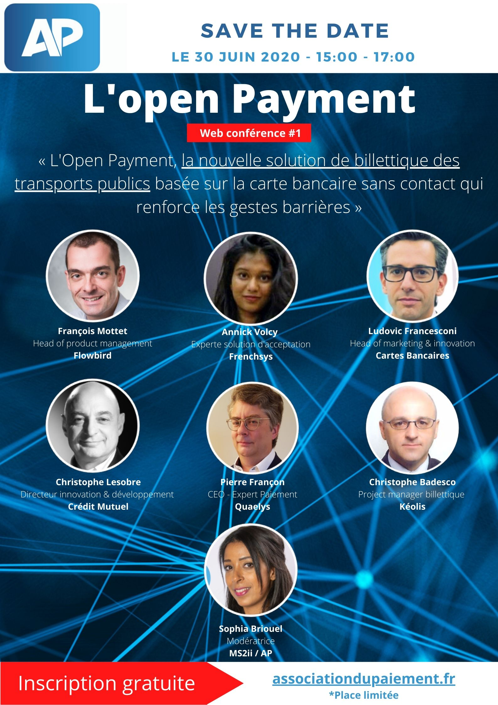 Web Conference AP Open Payment